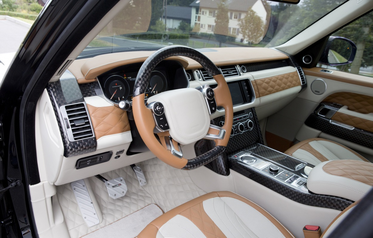 Range Rover Interior >> Range Rover Mk Iv Mansory