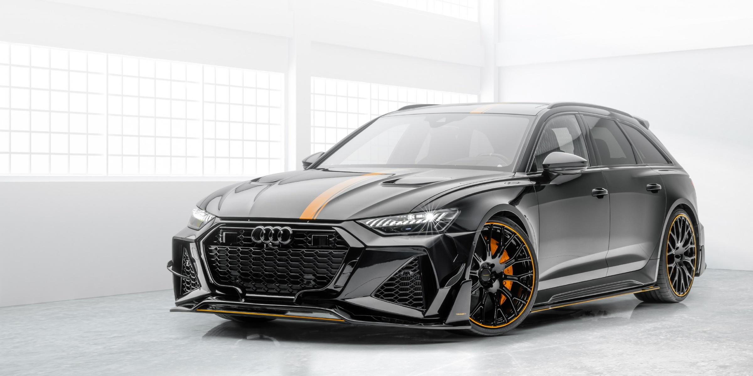 Audi Rs6 Avant Mansory