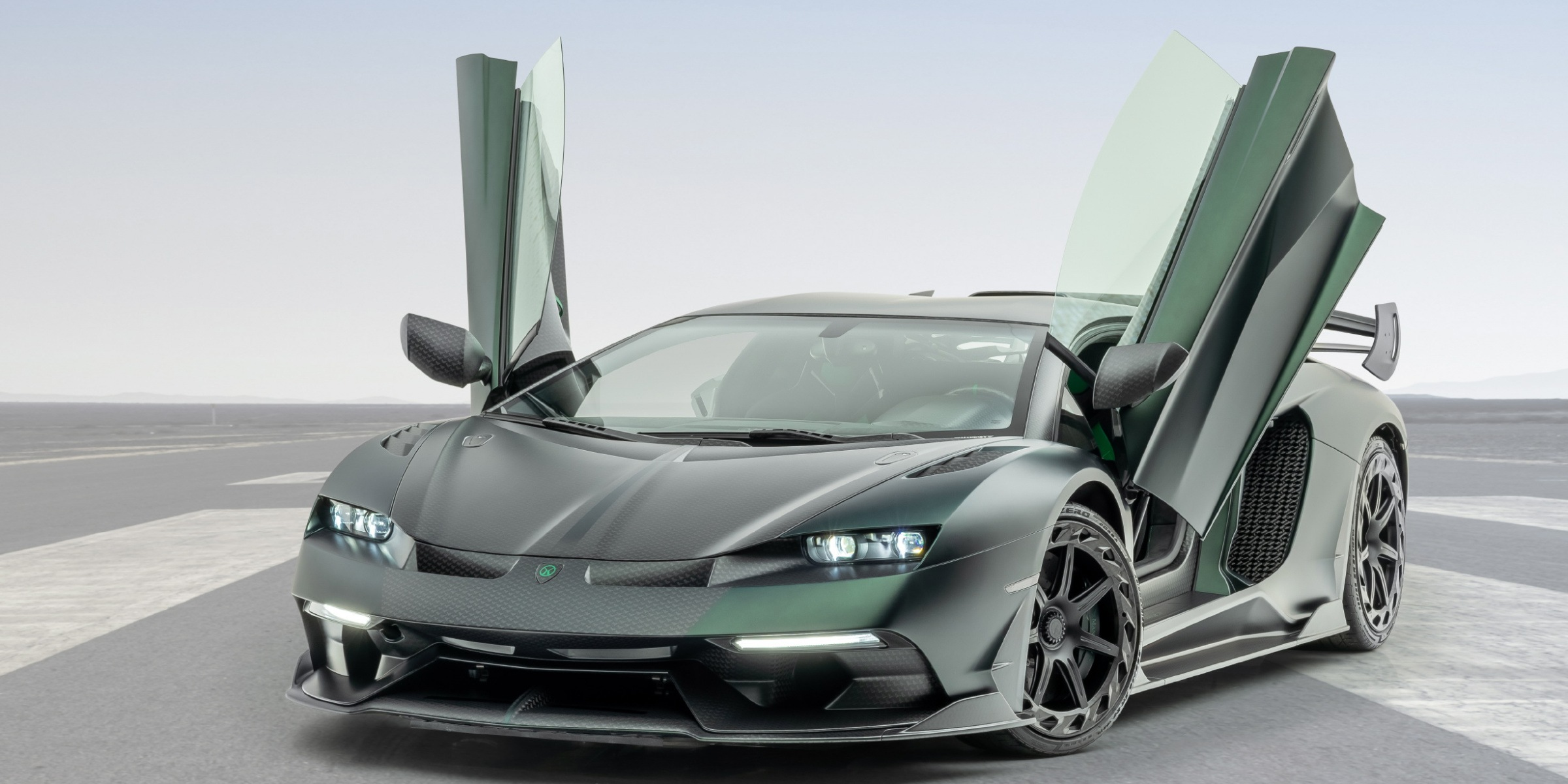 Mansory More Than Tradition More Than Racing