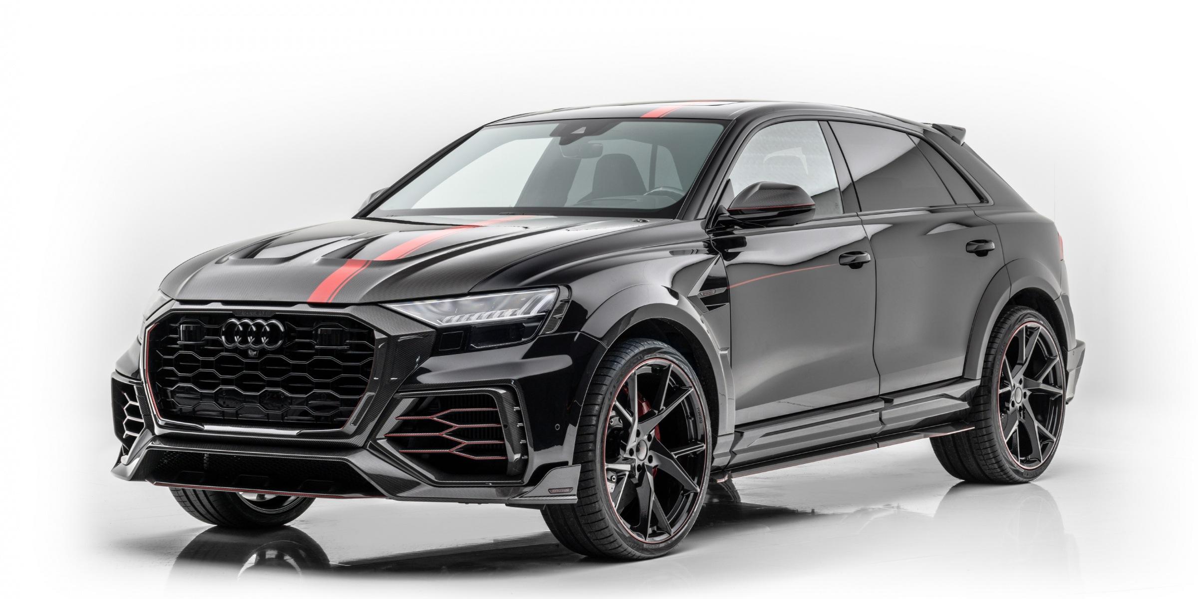Audi Rsq8 Mansory