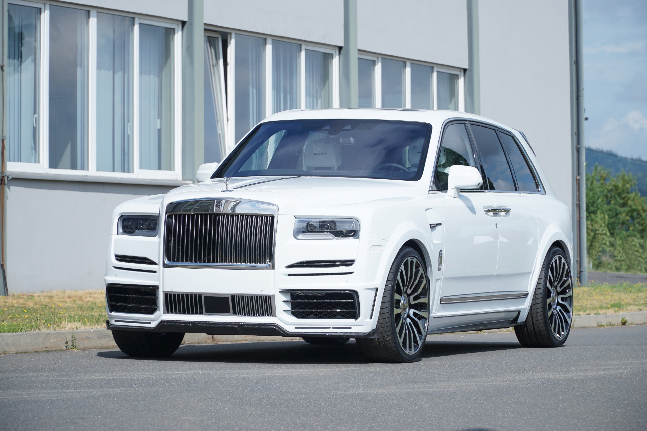 The Body Shop Careers >> Cullinan - Wide body | Mansory