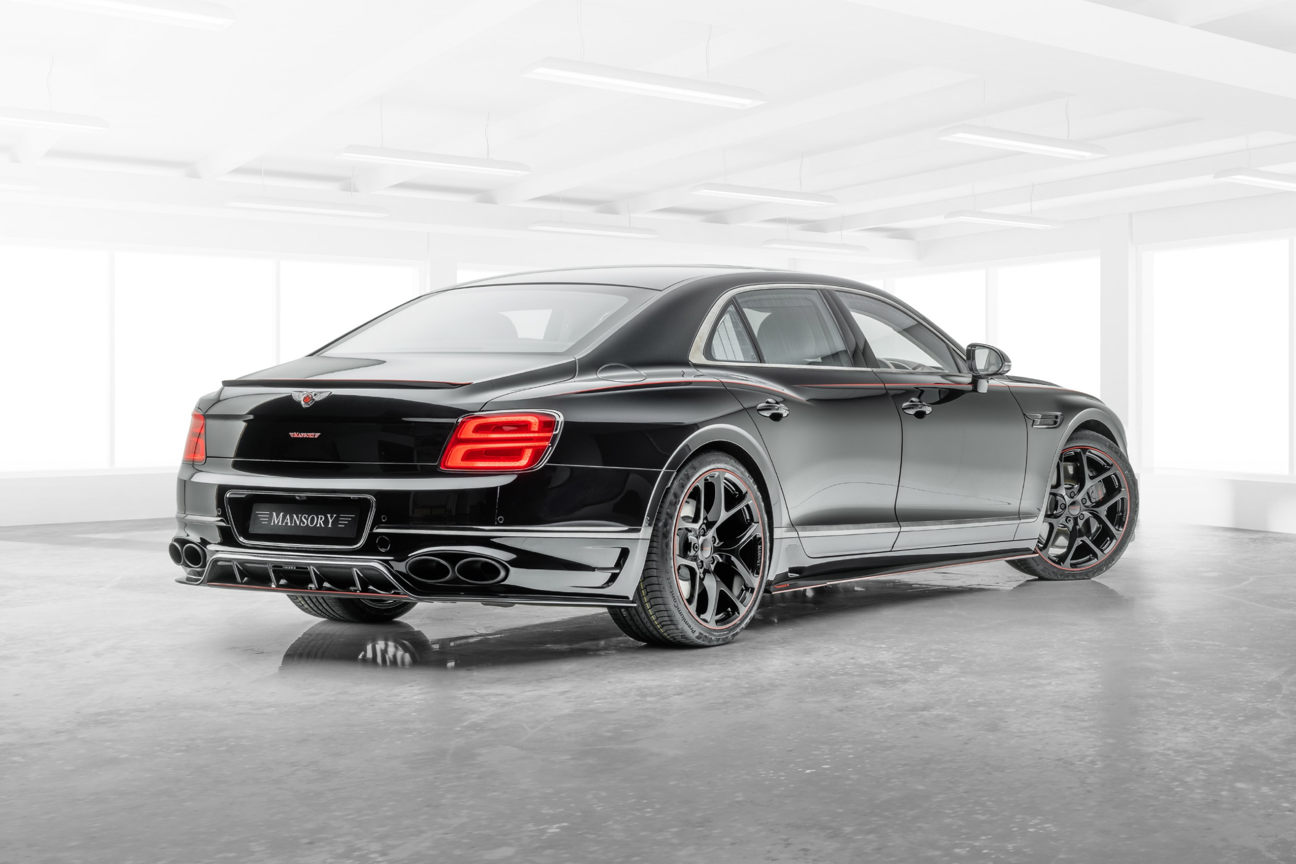 Flying Spur 2020 Mansory