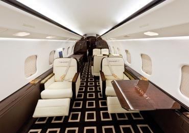 Luxury aviation | Mansory
