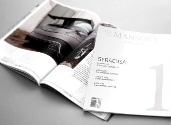 mansory automotive & lifestyle no. 1