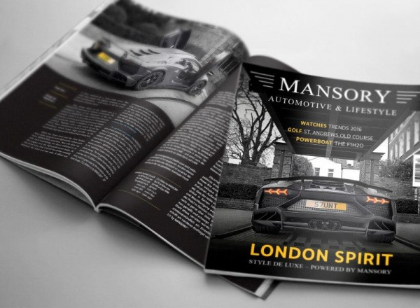 mansory automotive & lifestyle no. 10