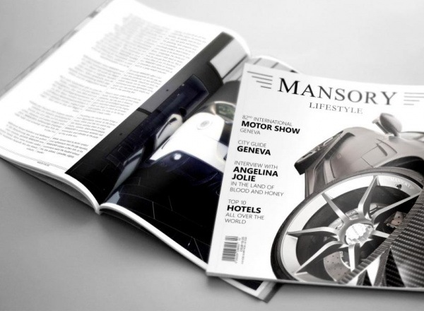 mansory automotive & lifestyle no. 2