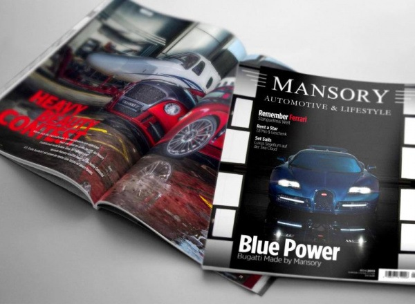 mansory automotive & lifestyle no. 4