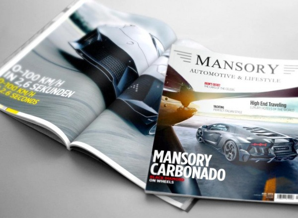 mansory automotive & lifestyle no. 5