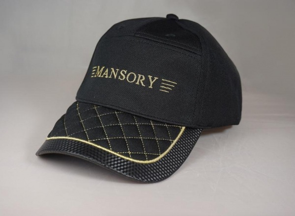new design mansory cap gold