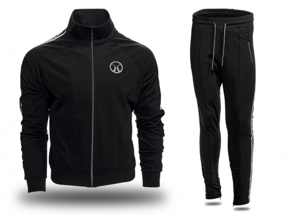 Black MANSORY Jogging set