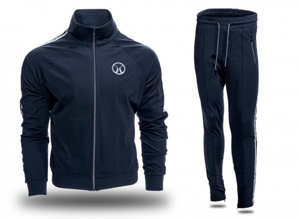 Blue MANSORY Jogging set