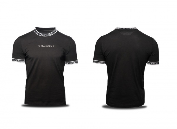 MANSORY T-shirt Black / White