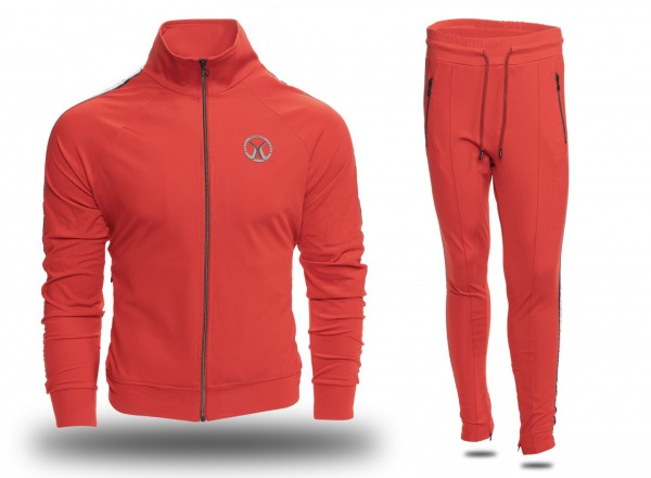 Red MANSORY Jogging set