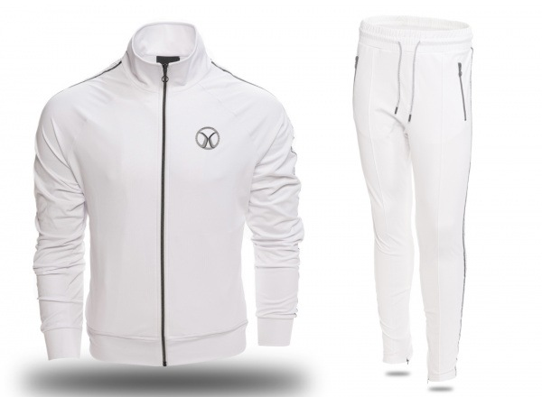 White MANSORY Jogging set