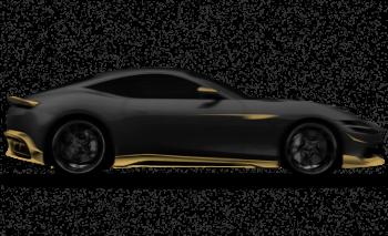 Ferrari Mansory