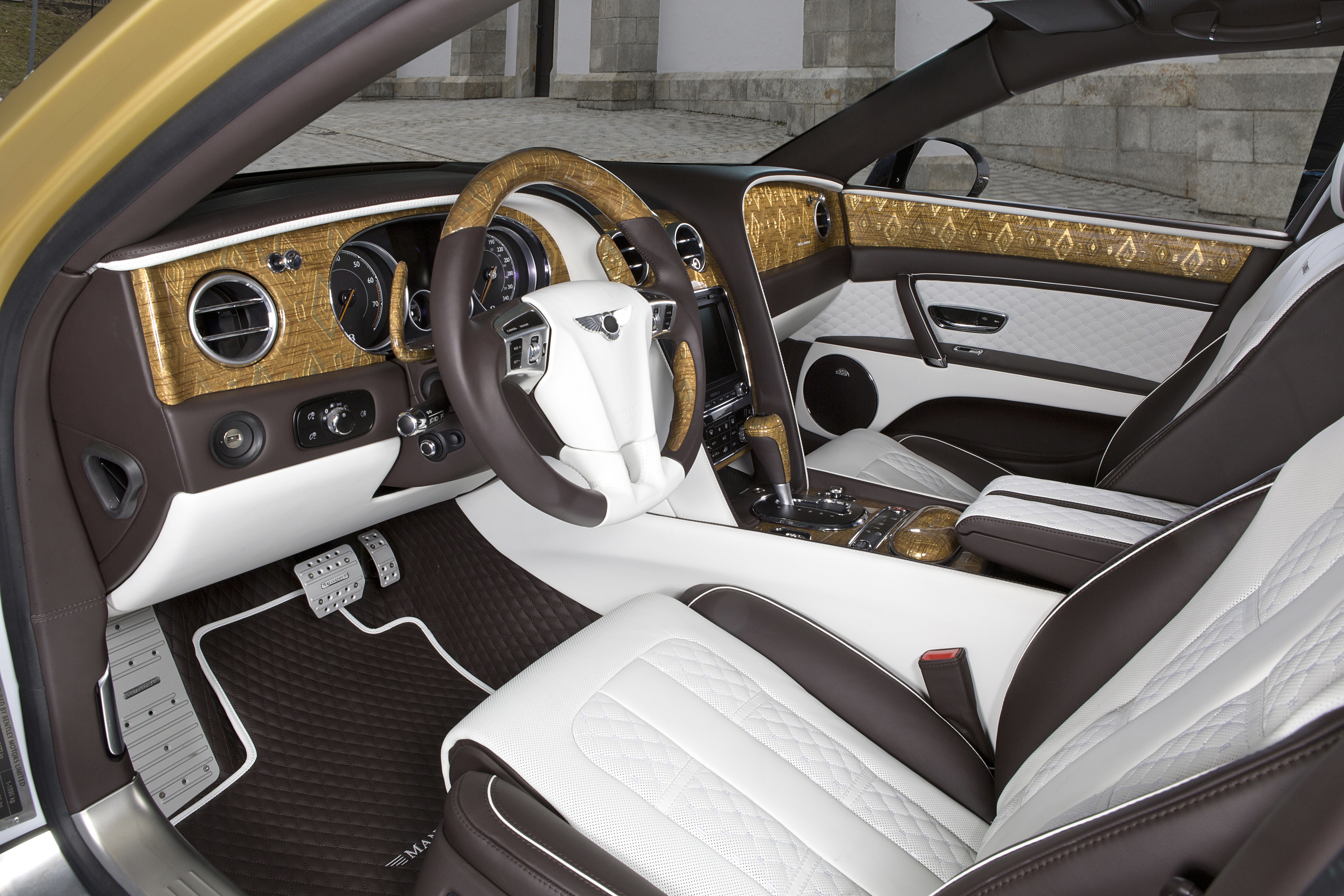 Flying Spur 2016 Mansory
