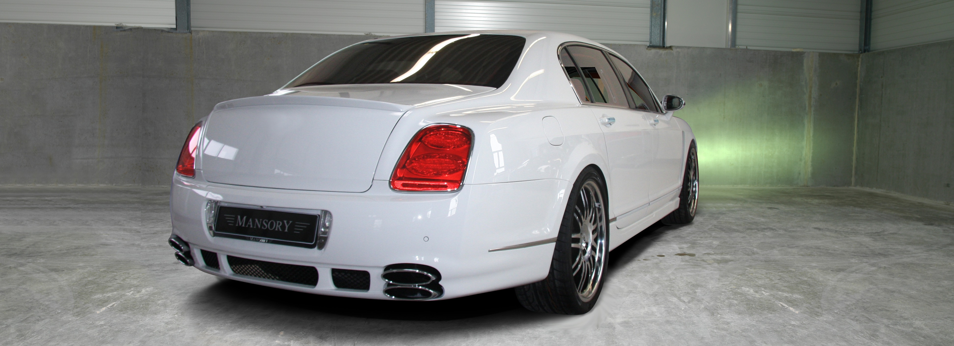 Flying Spur 2005 Mansory