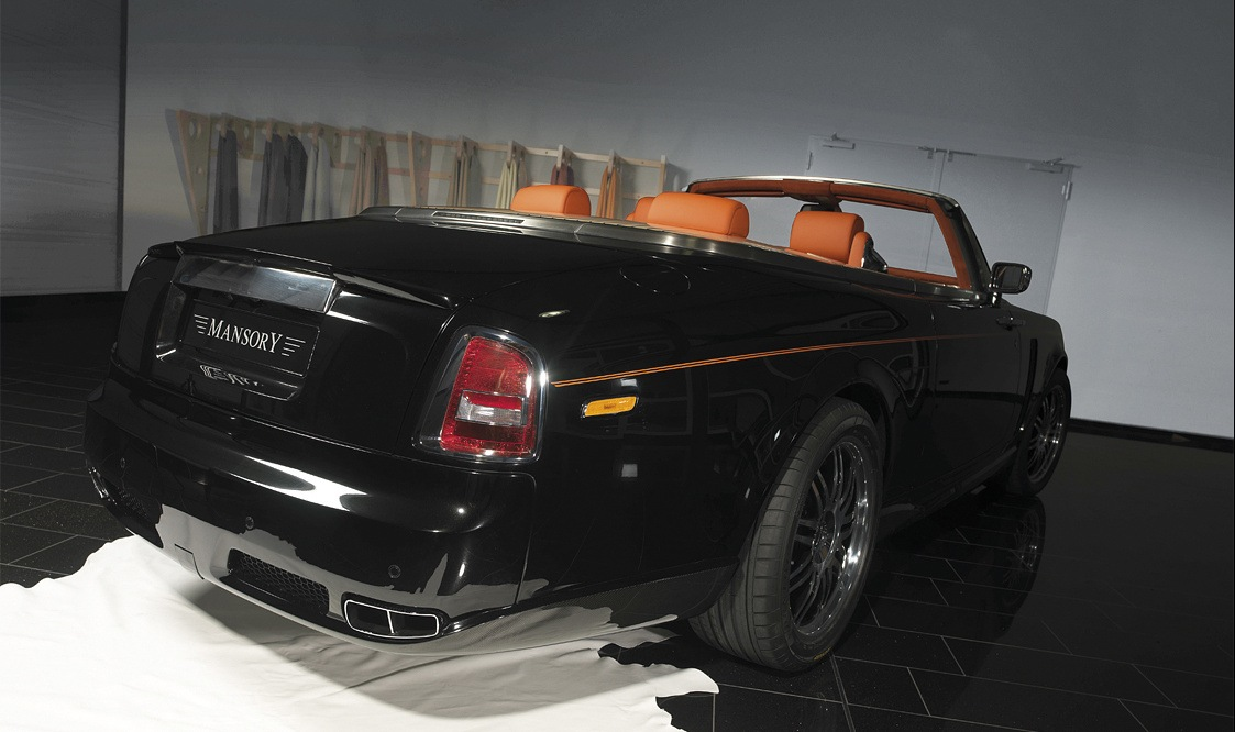 Drophead Coupe Mansory