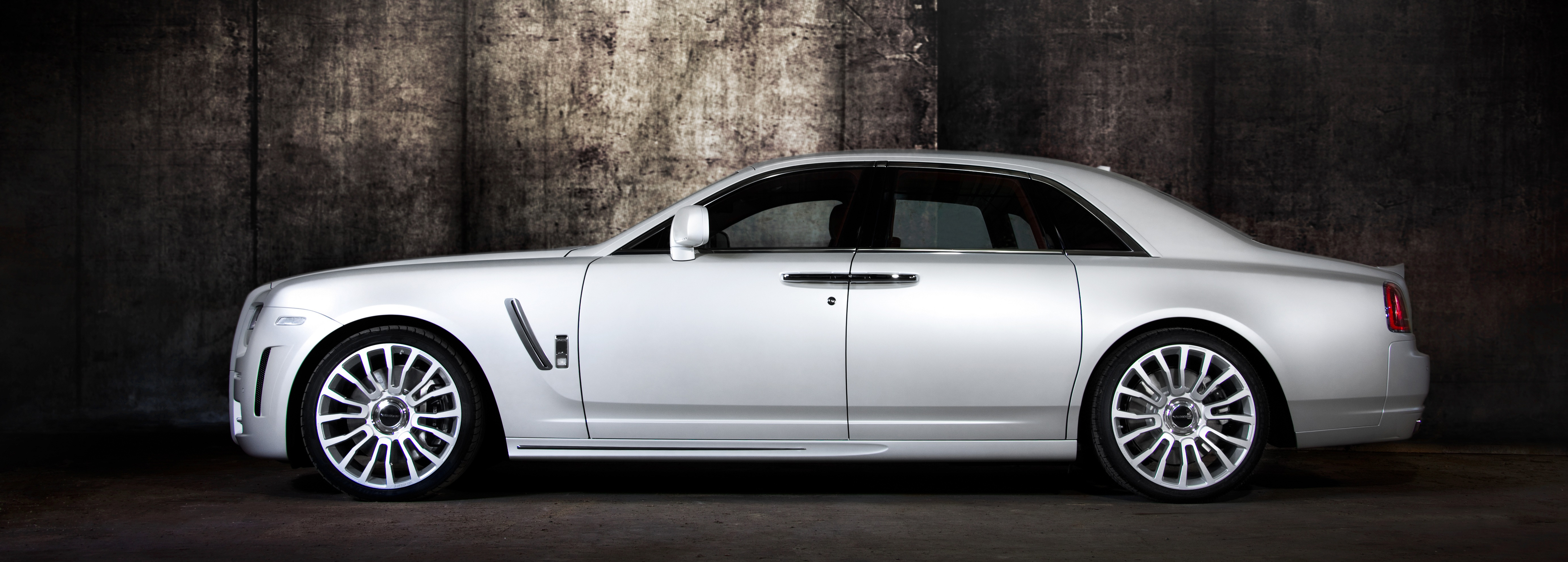 Ghost I Mansory